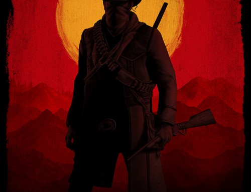Red Dead Redemption II by Sam Green