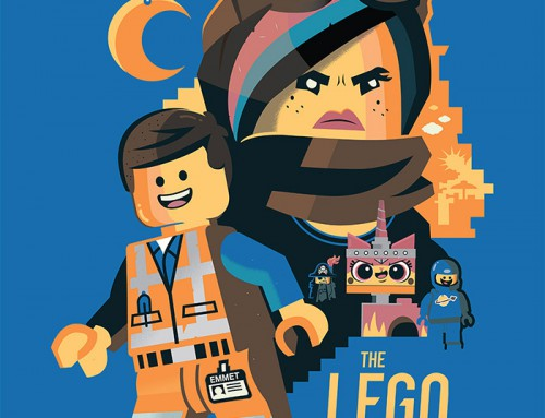 The Lego Movie 2: The Second Part by Kevin Tiernan