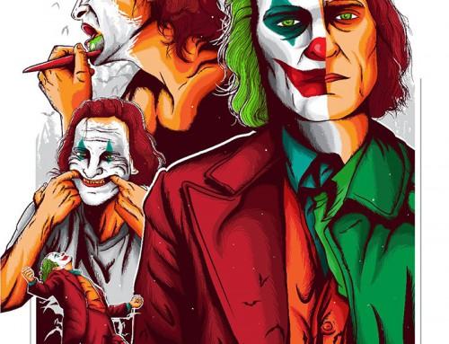 Joker by Roberto Vargas