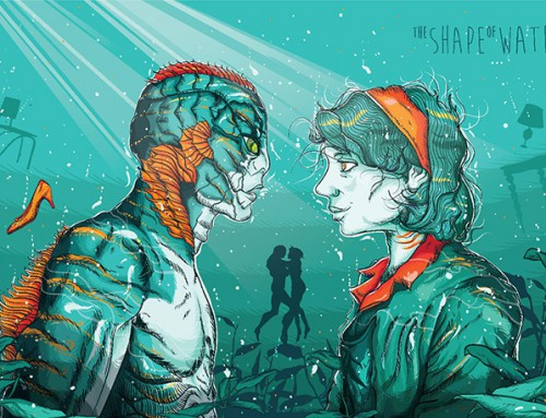 The Shape of Water by Roberto Vargas