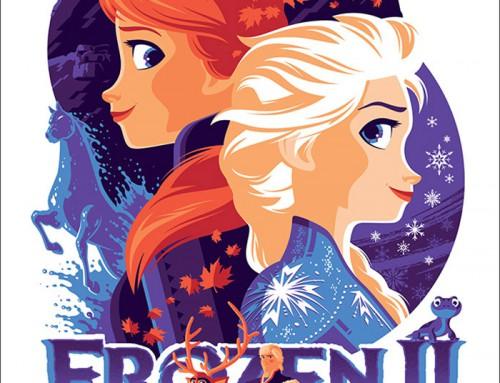 Frozen II by Tom Whalen