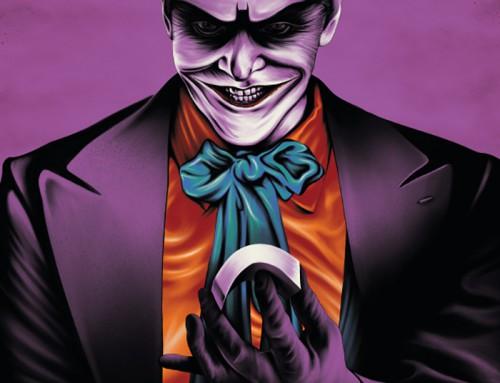 Batman by Benedict Woodhead