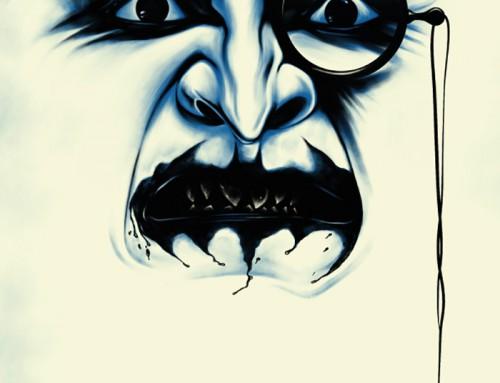 Batman Returns by Benedict Woodhead