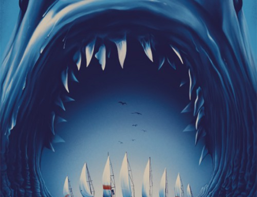 Jaws 2 by Benedict Woodhead