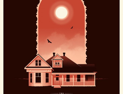 The Texas Chainsaw Massacre by Simon Marchner