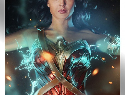 Wonder Woman by Ann Bembi