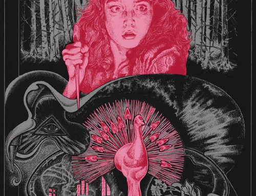 Suspiria by Chris Hitchman