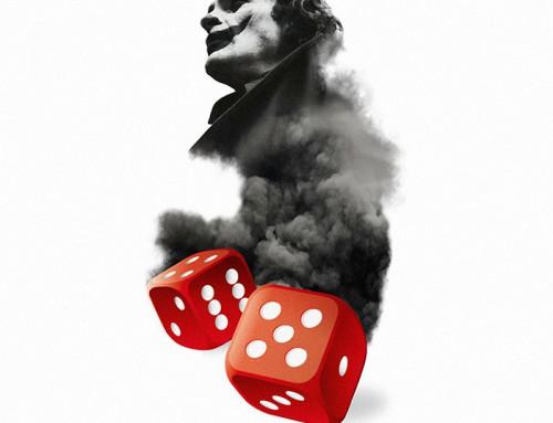 Joker by Ivan Volyanskyi