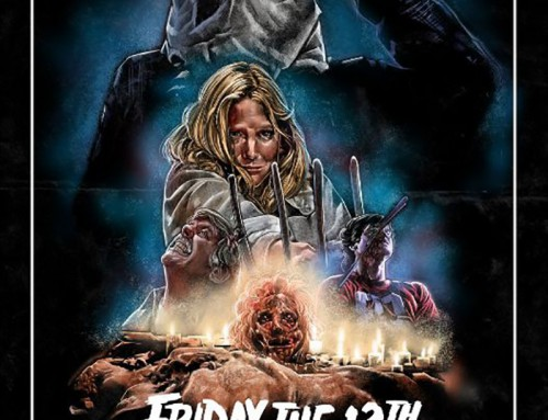 Friday the 13th: Part 2 by Masprine