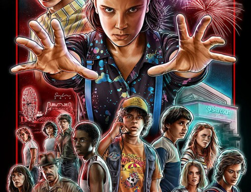 Stranger Things by Sam Green