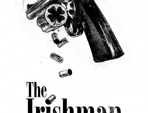 The Irishman by Daniel Norris