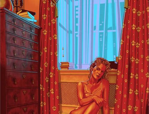 Eyes Wide Shut by Neil Davies