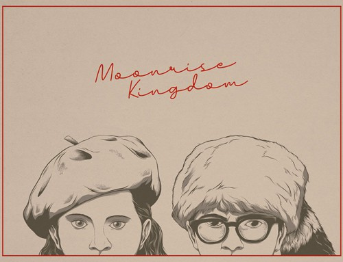 Moonrise Kingdom by Pete Grupico
