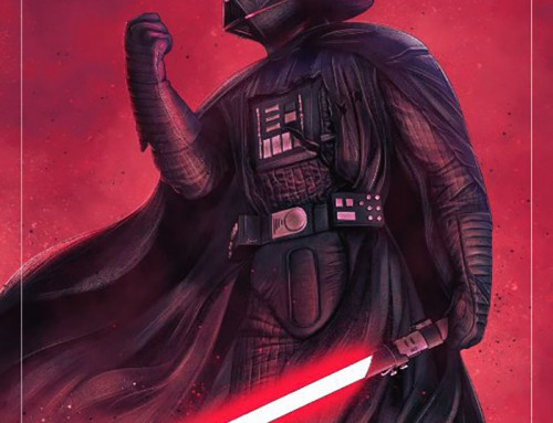 The power of the Dark Side by Laura Escobar