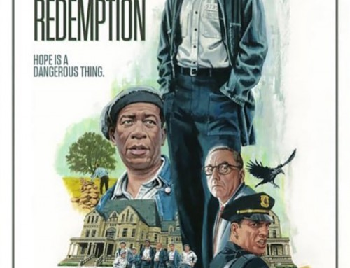 The Shawshank Redemption by Paul Mann