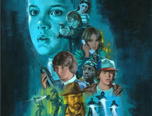 Stranger Things by Paul Mann