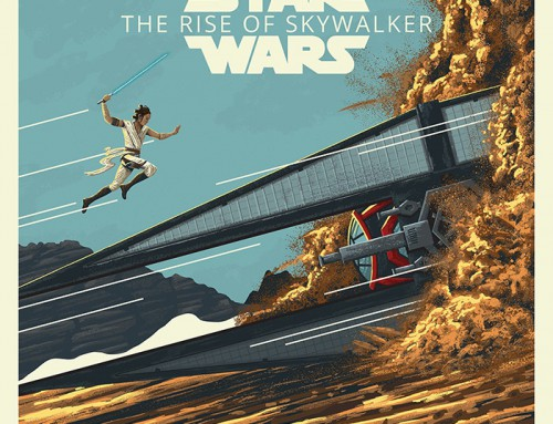 Star Wars: The Rise of Skywalker by Derek Payne