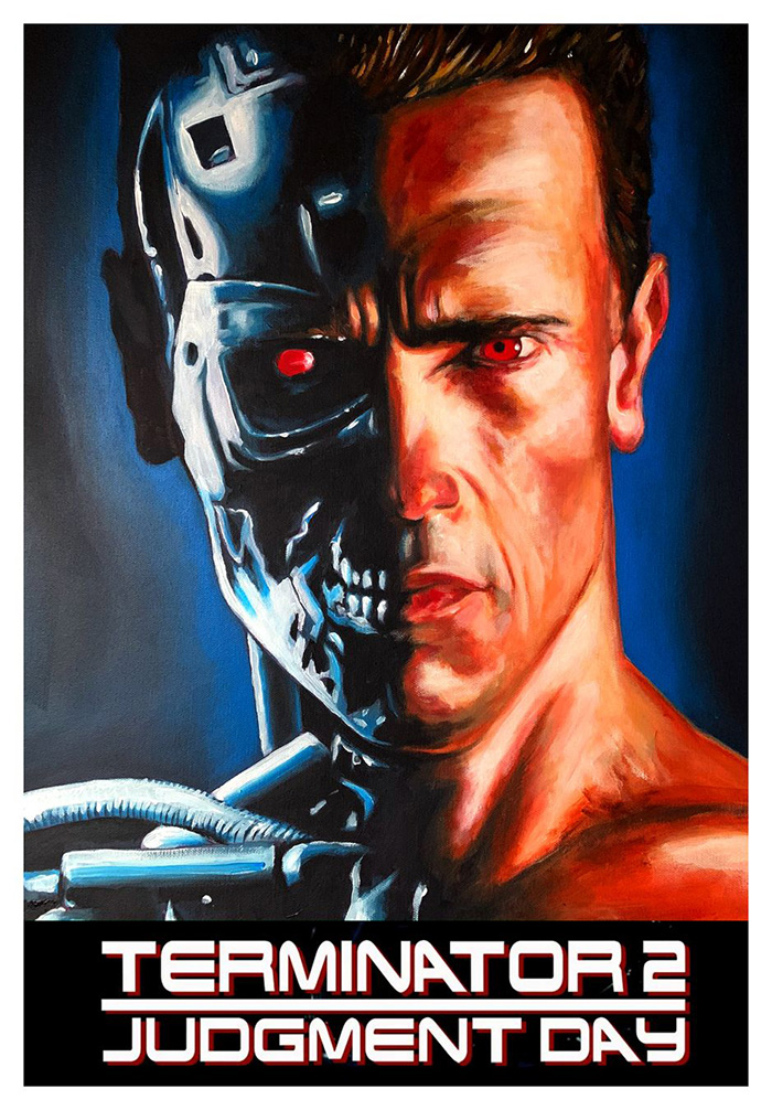 Terminator 2: Judgment Day by John Sheahan - Home of the ...