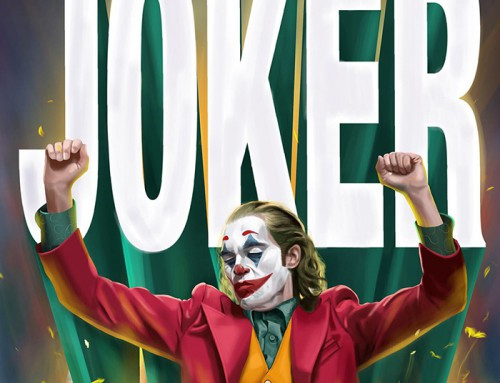 Joker by Daniel Ubach