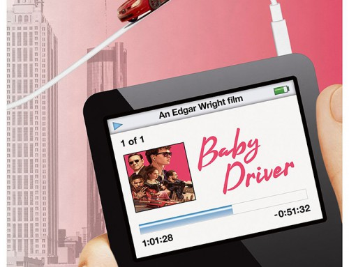 Baby Driver by Jon Glanville