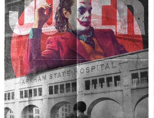 Joker by Nick Bleil