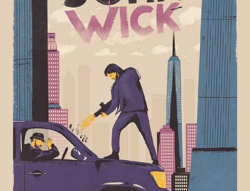 John Wick by Alex Gilgenbach