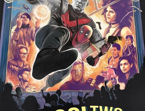 Deadpool 2 by Liam Shaw
