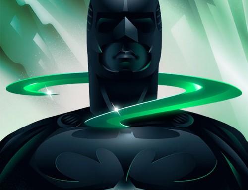 Batman Forever by Rodolfo Reyes