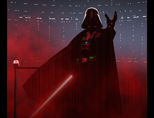 Star Wars: Episode V – The Empire Strikes Back by Russell Walks