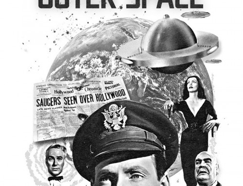 Plan 9 from Outer Space by Unlovely Frankenstein