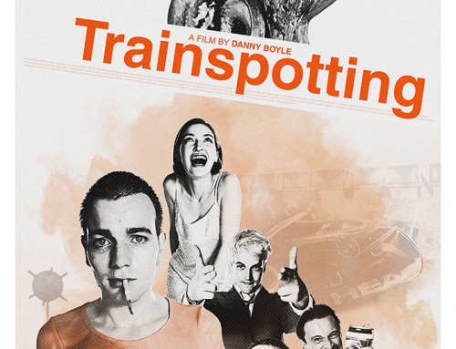 Trainspotting by Alejandro