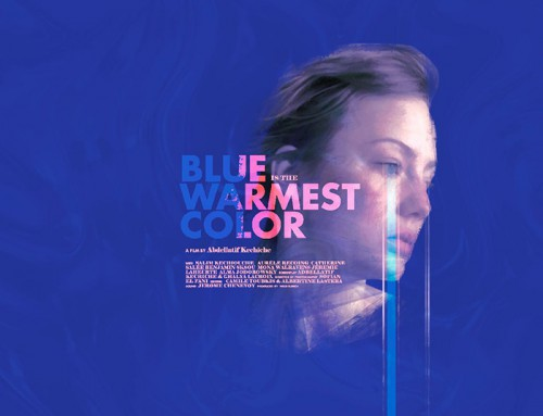 Blue Is the Warmest Colour by Borja Munoz Gallego