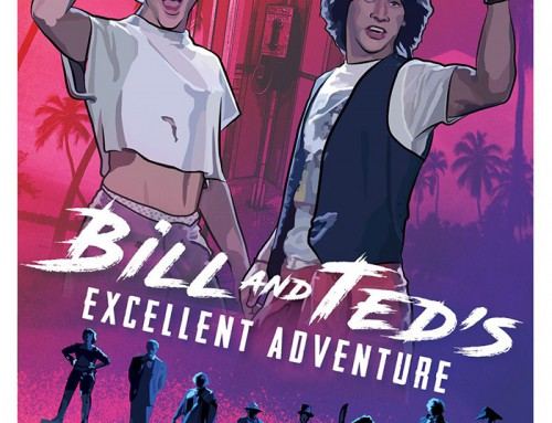 Bill & Ted's Excellent Adventure by Chris Ayers