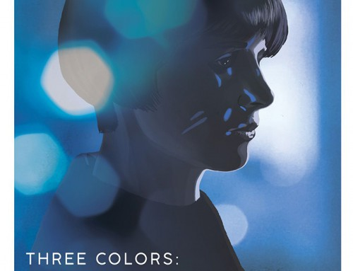 Three Colours: Blue by Chris Ayers