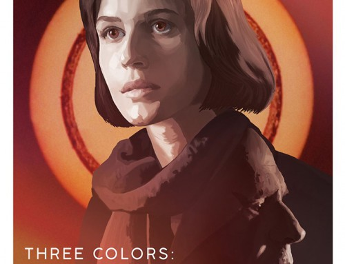 Three Colours: Red by Chris Ayers