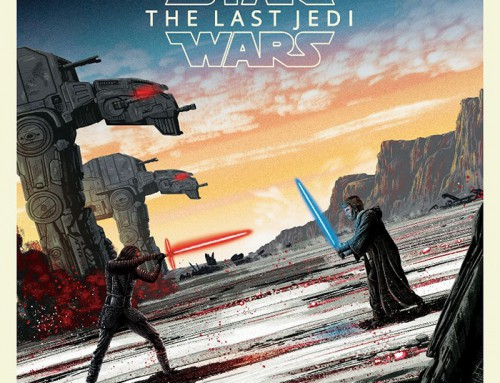 Star Wars: Episode VIII – The Last Jedi by Derek Payne