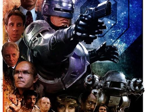 Robocop by Derek Zimmerman