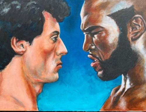 Rocky III by John Sheahan