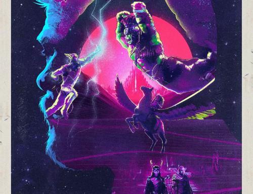 Thor: Ragnarok by Juan Ramos