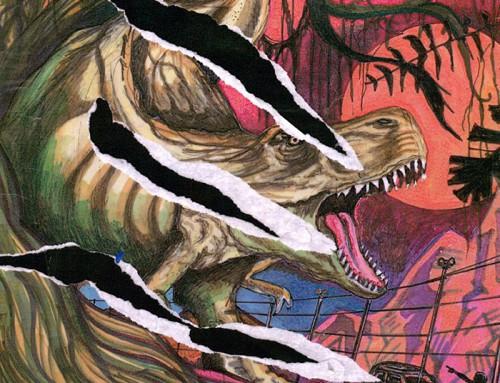 Jurassic Park by Matthew Turner