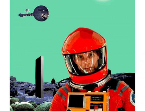 2001: A Space Odyssey by Saro Brancato