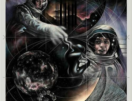 Interstellar by Andrew Rowland