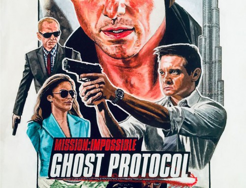 Mission: Impossible – Ghost Protocol by Matt Dammer