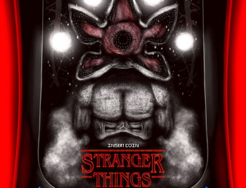 Stranger Things by Ahmad Al Fakhouri