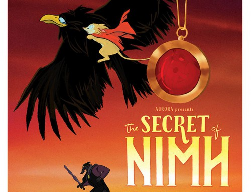 The Secret of NIMH by Chris Ayers