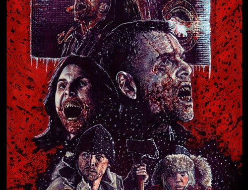 30 Days of Night by David Storey