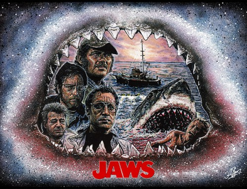 Jaws by David Storey