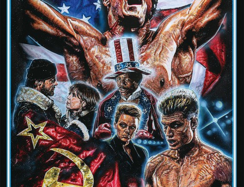 Rocky IV by David Storey