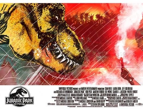 Jurassic Park by Kaylum Mann