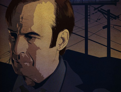 Better Call Saul by Lorenzo Imperato